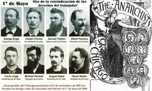 Martires de chicago anarquismo