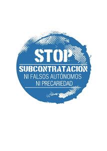 #StopSubcontratación